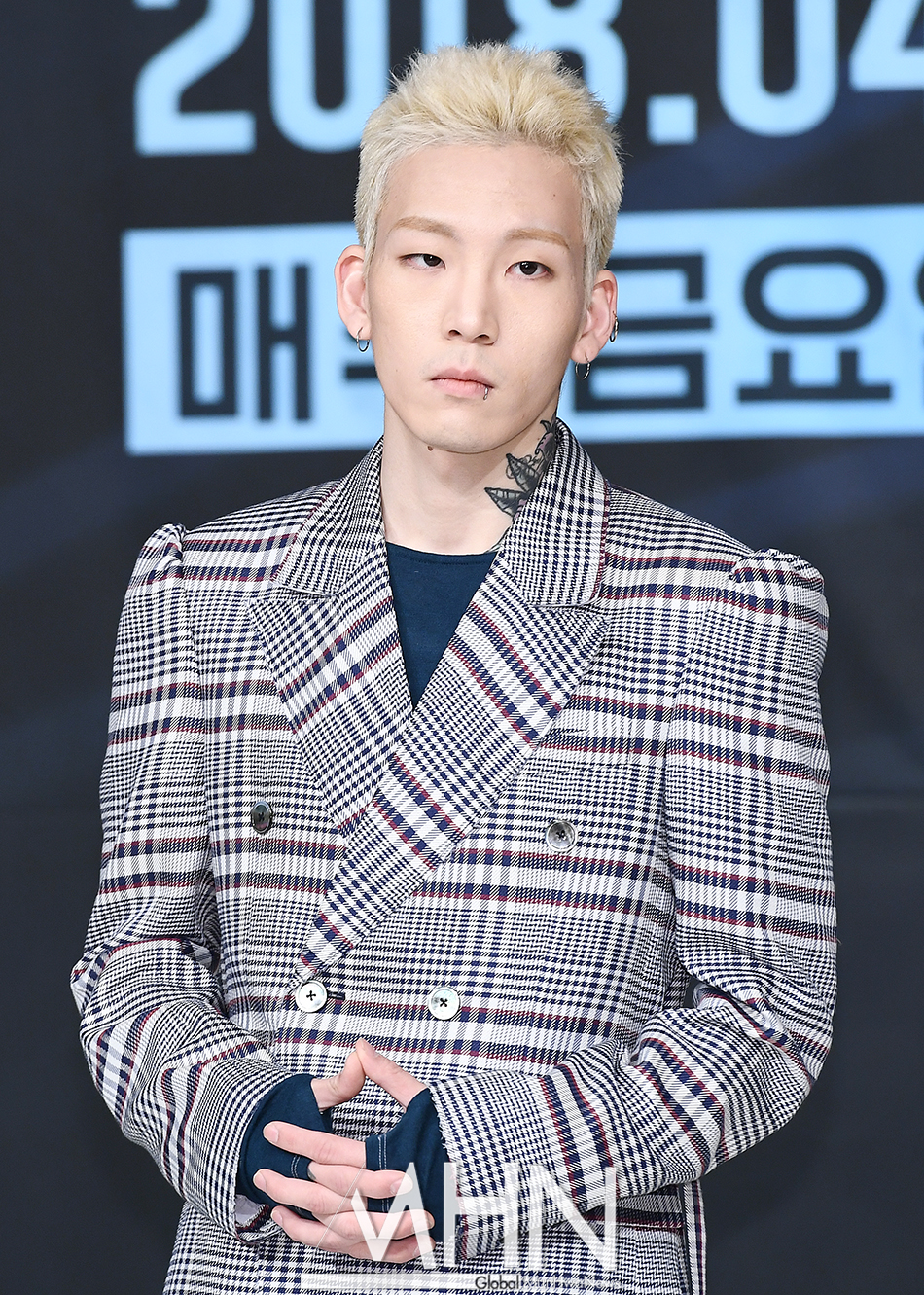 [MHN Photo] Seo Samuel 'Let me introduce myself on Music Battle - Breakers'