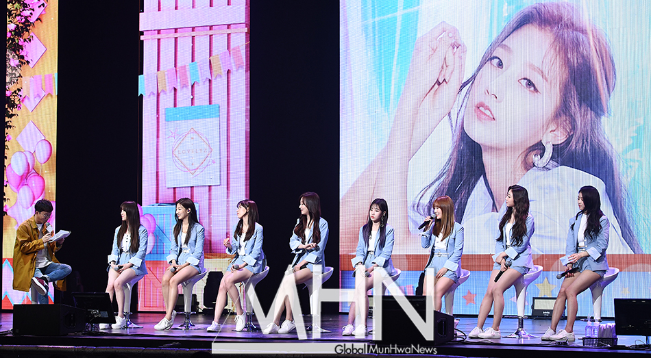 [MHN PHOTO] Lovelyz's Comeback Showcase!
