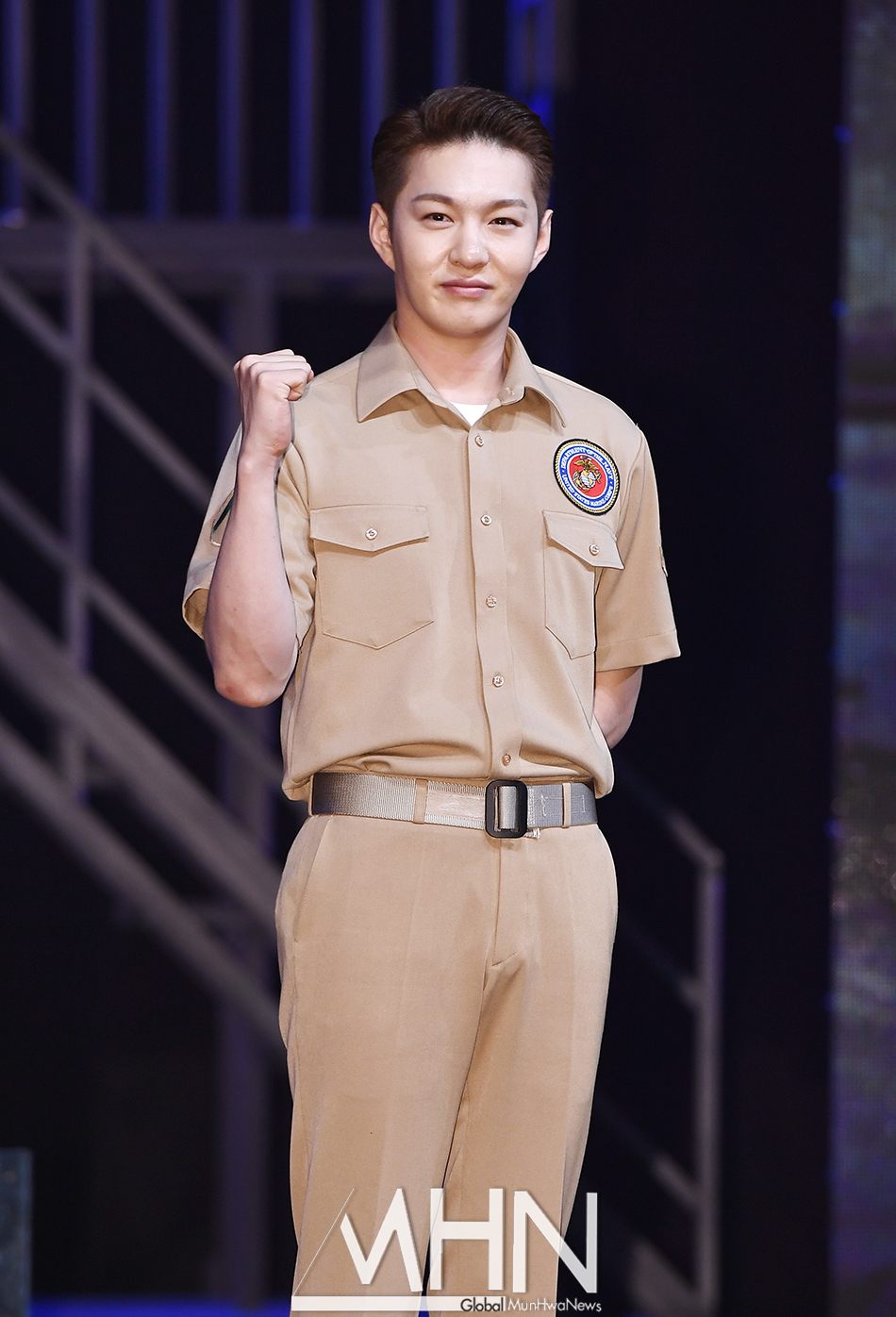 [MHN PHOTO] BTOB's Youngest! Let's Go Lee Chang Sub!