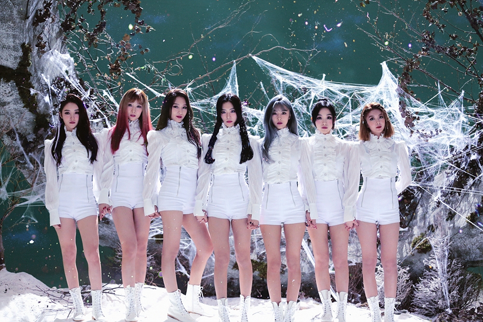 Dream Catcher 'Music Bank' Special performance 'Full Moon' released