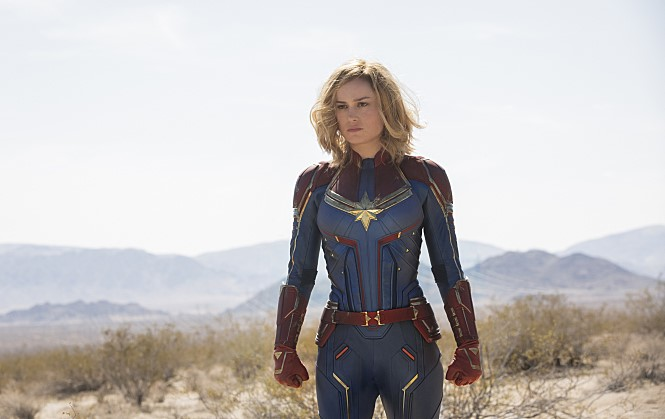 'Captain Marvel' wins second weekend in S. Korea, surpasses 4 mln admissions