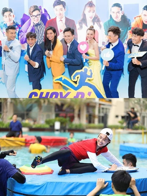 Vietnamese version of Korean TV show 'Running Man' goes on-air next month