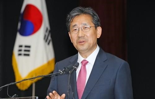 New Korean culture minister's efforts:  boost Korean Wave, inter-Korean exchange