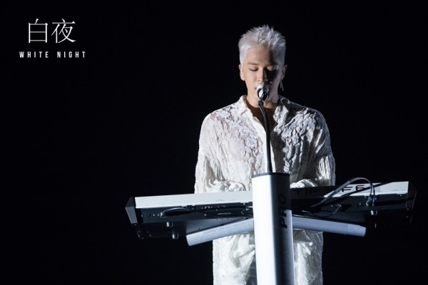 Big Bang Taeyang / Image provided by: YG Entertainment