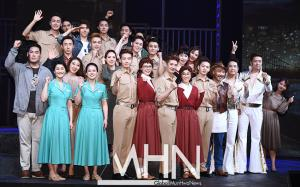 [MHN PHOTO] Korea's First Premiere of Musical 'Dogfight'