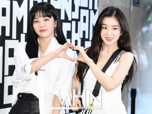 Red Velvet Seulgi and Irene