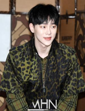 Kwon Hyun-Bin 'Burberry party'