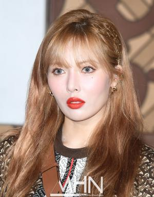 Hyun-Ah 'Burberry party'