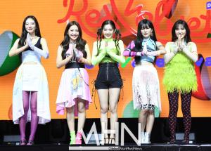 Red Velvet Mini Album 'Zimzalabim' SHOWCASE
