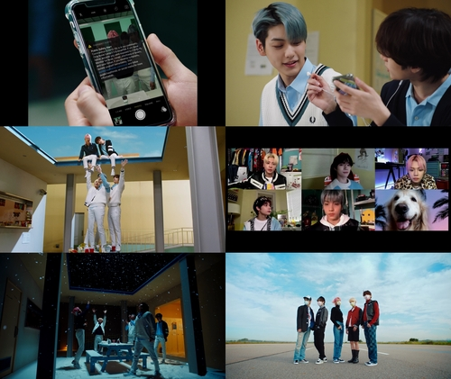 Tomorrow x Together 'We Lost the Summer' Music Video Gallery / Source: Big Hit Entertainment