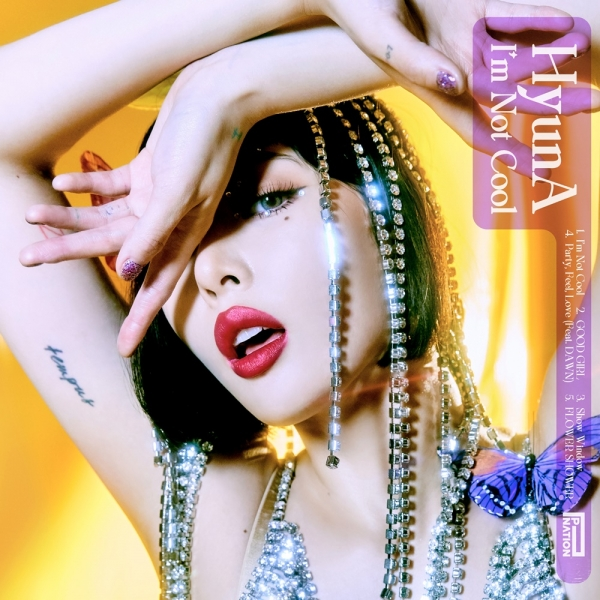 "HyunA ""I'm Not Cool"" to be released on January 28th, today - MHN"